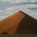As maiores dunas passam de 300 metros