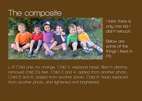 Composite-web