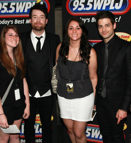 David Cook, Band, WPLJ Winners