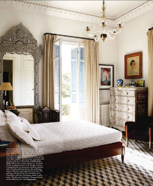 elledecor.ethnicbedroom