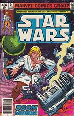 Star Wars 26 (micky the pixel) Tags: comics comic heft sf sciencefiction starwars marvel roboter robot r2d2 lukeskywalker