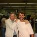 Roy e seu pai, Leomar