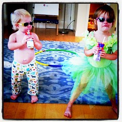 Cool kids. (helenjane) Tags: square squareformat dottie lomofi noralea iphoneography instagramapp uploaded:by=instagram