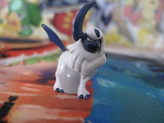 IMG_2196 (Copier) (pkm_absolution) Tags: kids shiny center plush figure pokemon shiney figurine tomy collector customs bandai peluche banpresto absol chromatique