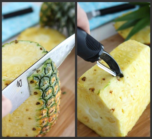 How to Pineapple Collage