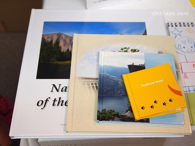 マイブック サイズ比較 フォトブック photo book