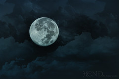 Moonlight (HeNd Almarzoki) Tags: moon macro canon photography eos mond luna moonlight af jeddah tamron xr ld ksa      18200mm mondschein        hend f3563        1000d canoneos1000d  almarzoki tamronaf18200mmf3563xrld