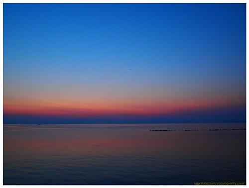 Evening sky #03