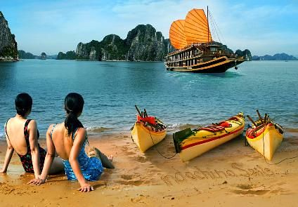 hanoi halong bay 4days