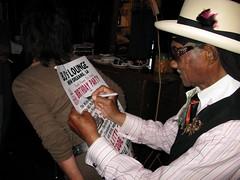 Little Freddie King's 71st Birthday at BJ's