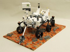 rover1 (Rogue Bantha) Tags: mars lego rover nasa curiosity