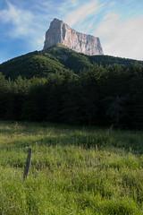 Week-end au Mont Aiguille