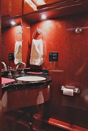 Wildfire - Stateroom Bathroom
