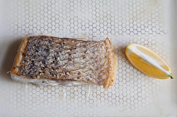 Crisp-skinned fish