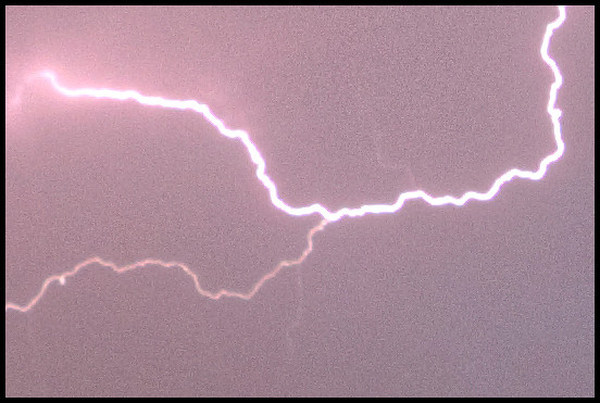 lightning over Munich 5
