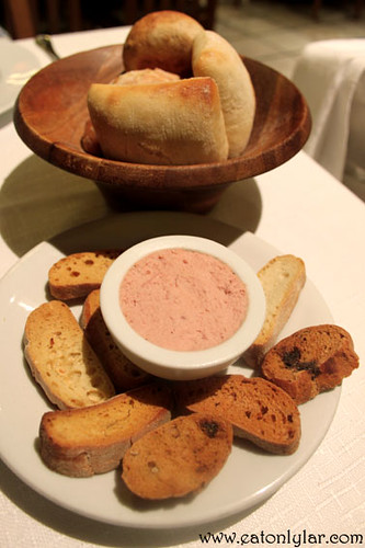 Selection of Bread, Restaurant Elche