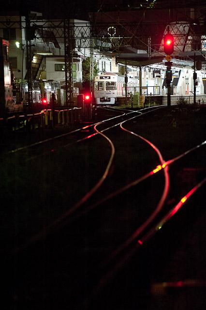 京王電鉄井の頭線1000系1023F 回送