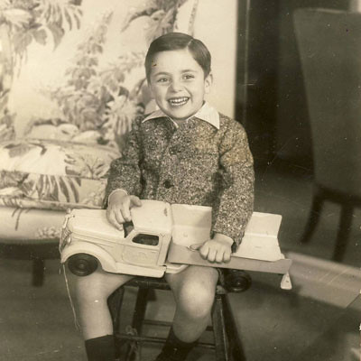 Stanley circa 1944 NY