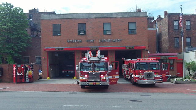 Firehouse of Engine 4, Ladder 24 and District 3