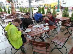 Martin, Tom and Radovan