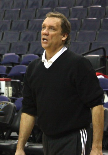 flip saunders, washington wizards, truth about it, adam mcginnis