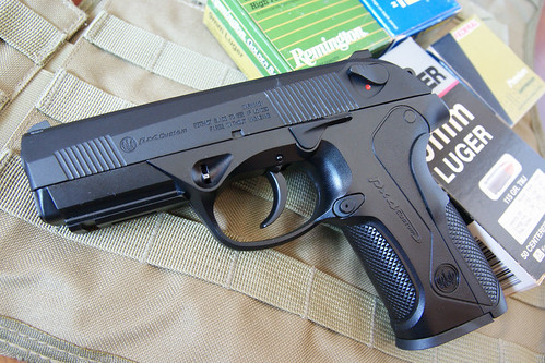PX4 with large back strap