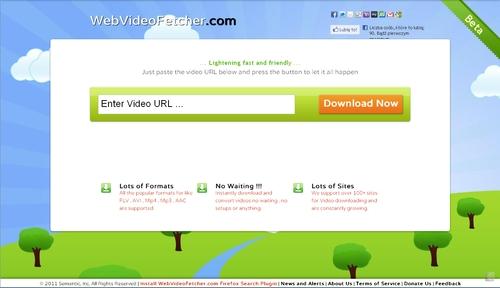 WebVideoFet 1
