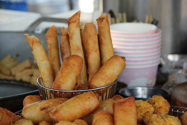 Deep fried treats