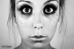Lacrime di cristallo (NROmil) Tags: retrato ojos cristal belleza