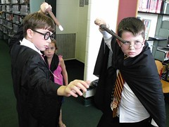 Harry Potter Party (Public Library of Cincinnati & Hamilton County) Tags: summer reading cincinnati library harry potter