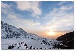 Frozen Lake - Gosaikund - Nepal (pepifleuf) Tags: world voyage travel altitude lac shiva monde hindu npal kund gosaikund lacgel sacredlake lacsacr