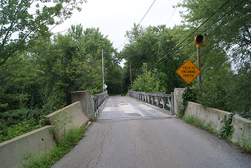Wayland One-Way Bridge #2