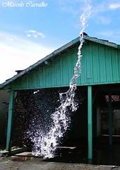 Olha a gua! (FM Carvalho) Tags: water paran gua nikon do vale pedro coolpix so nikoncoolpix p100 iva valedoiva sopedrodoiva nikonp100 coolpixp100 ringexcellence