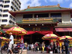 古きよき時代をめぐるノスタルジックシンガポール (アジアの街歩きのオプショナルツアー)