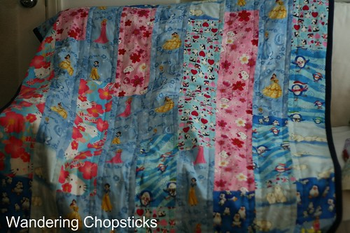 How to Bind a Quilt Tutorial 2
