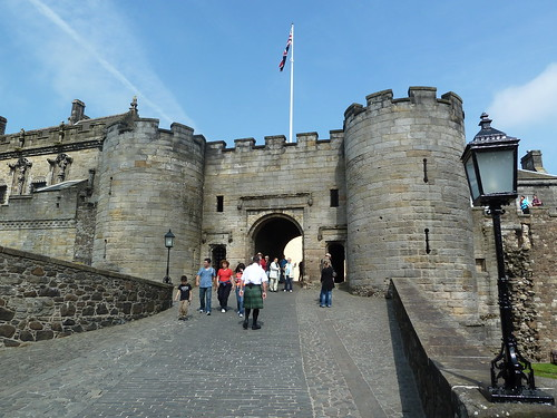Stirling Castle, Stirling