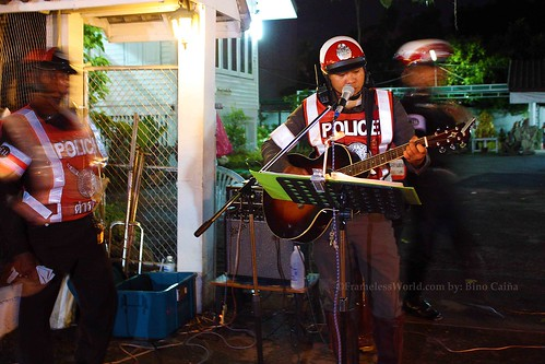 Singing Police