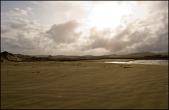 Ninety Miles Beach and Te Paki Dunes