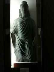 Greek buddha (aawiseman) Tags: pakistan archaeology taxila
