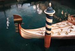 Venetian Escape (skipmoore) Tags: delete10 delete9 delete5 delete2 canal lasvegas delete6 delete7 save3 delete8 delete3 delete delete4 save save2 gondola delete11 thevenetian delete12
