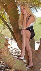 Palo Verde (Laveen Photography (aka cyclist451)) Tags: arizona phoenix model az blonde galmour tresrios beautyshoots