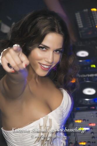 Katerina Stikoudi  Miss Hellas 2005 by www.kostasrigatos.com