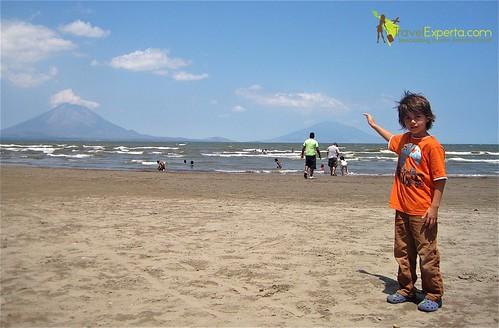 Ometepe Ferry Nicaragua San Jorge Kid Fun