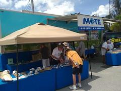 Mote Marine mobile aquarium