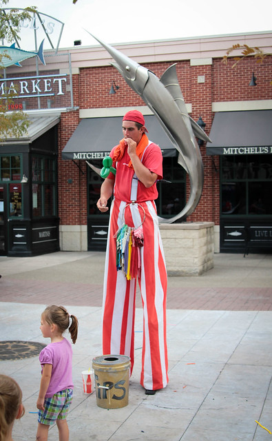 Balloon Guy (Newport)