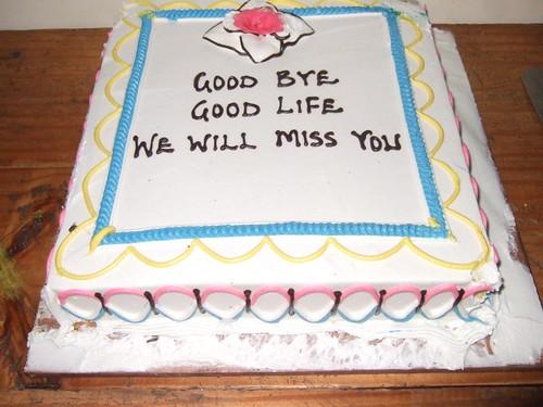 Saying Goodbye to Monika & Dan