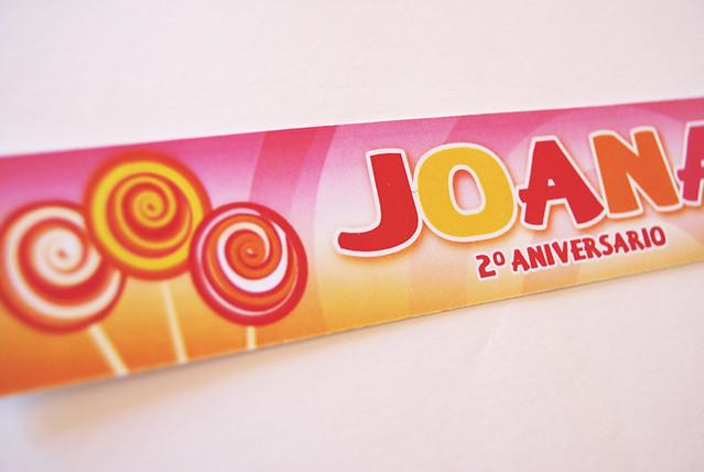 Tema Lollipop - Faixa
