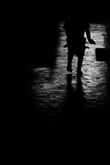 Life in the Dark! (VinothChandar) Tags: school blackandwhite bw india white black silhouette kids dark children kid child blind madras orphan orphanage deaf chennai convent tamilnadu nungambakkam littleflower visuallyimpaired differentlyabled
