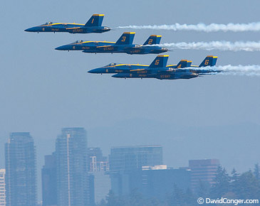 Blue Angels Viewing in Bellevue and I-90 Bridge Closures | Bellevue.com