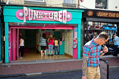Punktured (Alan Bourne) Tags: city uk greatbritain england shop sussex store brighton europe britishisles unitedkingdom britain cigarette thing object streetphotography objects streetscene things british smokes fag establishment ssx cigaret smokingobjects